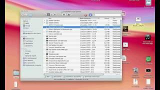 Служебные программы в Mac OS X 10.6 (33/44)