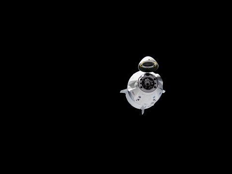 Crew Demo-1 Mission | Rendezvous, Docking, And Hatch Opening