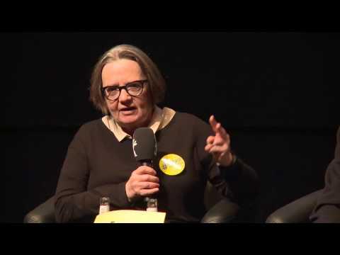 Agnieszka Holland, chair of European Film Academy, on Oleg Sentsov's arrest