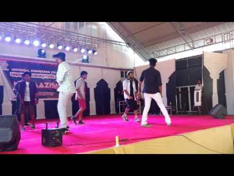 universal engineering college 2017 s4 students  new generation highlights dance performance