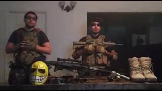 Yuma Airsoft Saftey Video