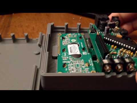 HeaterMeter 4 3 build #1 - YouTube