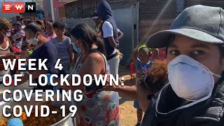 The media industry is an essential service and will continue to work during South Africa's lockdown period, which is expected to end at the end of April. This is how Eyewitness News's journalists are covering the fast spreading virus.  #CoronavirusSA #Lockdown #COVID19