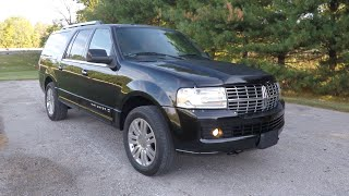 2012 Lincoln Navigator L Limited Edition 4X4 P10551