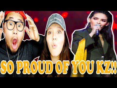 KZ Tandingan - Royals Singer 2018 Episode 9 | HD REACTION!