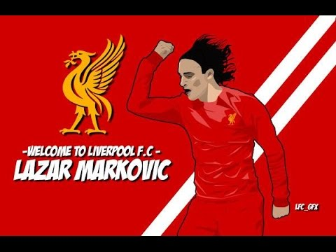 Lazar Marković ► Serbian Messi - Welcome to Liverpool | HD