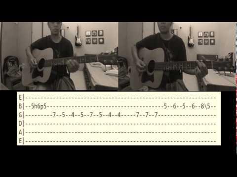Cara main gitar spring - sejiwa akustik