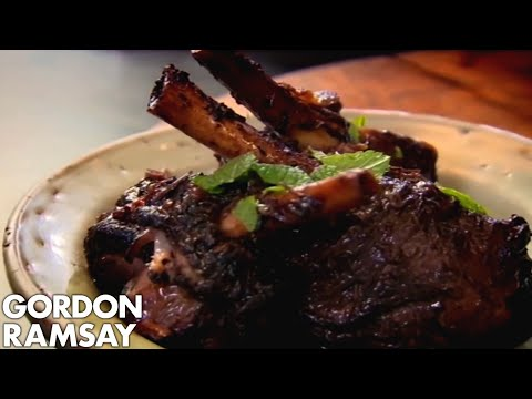 Spicy Lamb Shanks - Gordon Ramsay
