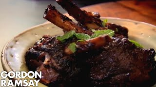 Spicy Lamb Shanks - Gordon Ramsay