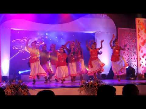 Raghavam Madhavam Raghunandanam.....By Sreelakshmi Dance School Childrens