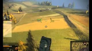 World Of Tanks 0.8.0 - zabawy z fizyką, czyli latające czołgi