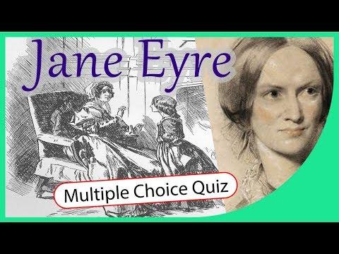 Q★ | Jane Eyre | MULTIPLE CHOICE TEST | Q-Star Quiz Channel Mp3