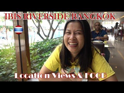 Bangkok Hotel Ibis Riverside 3 Star Review Thailand