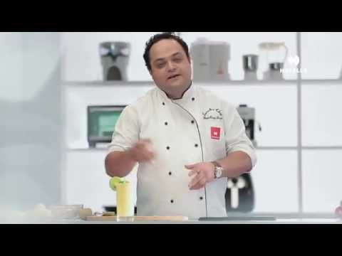 Mixed Fruit & Muesli Smoothie Recipe with Havells Blender by Chef Shantanu Gupte