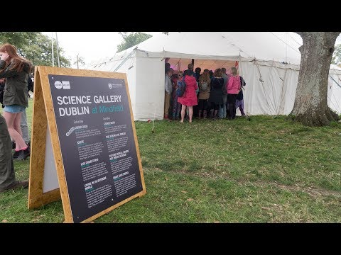 Science Gallery Dublin at Electric Picnic 2017