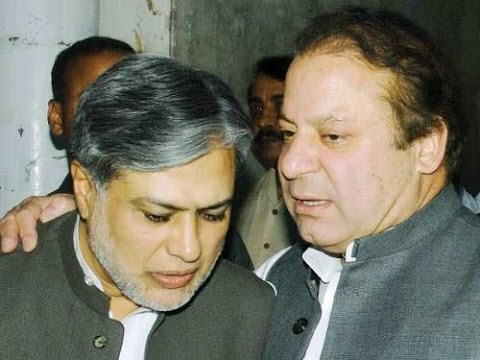 Ishaq Dar's affidavit against Nawaz Sharif discussed in Supreme Court