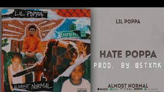 Lil Poppa - Hate Poppa [OFFICIAL INSTRUMENTAL]