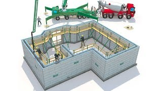 Insulated Concrete Forms - Installation Training Video