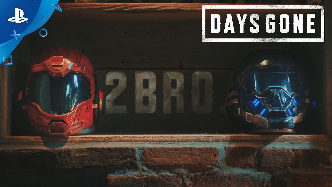 WEB CM 「2BRO. vs Days Gone」篇を再生する