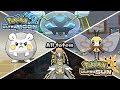 Pokemon UltraSun & UltraMoon - All Totem Pokémon Battles (HQ)