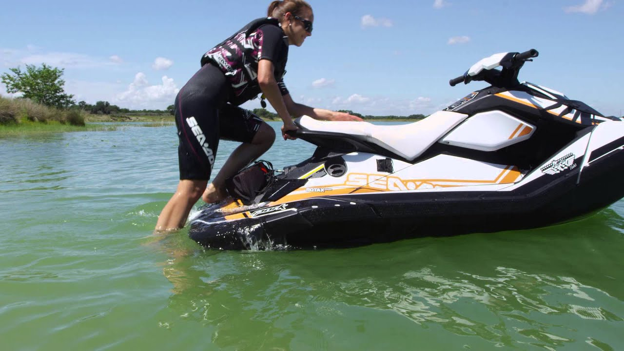 Sea Doo Spark Sparking A New Generation Youtube