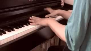 もののけ姫【アシタカとサン 】を弾いてみた