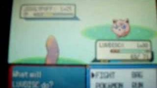 Pokemon Emerald Jigglypuff + Wigglytuff