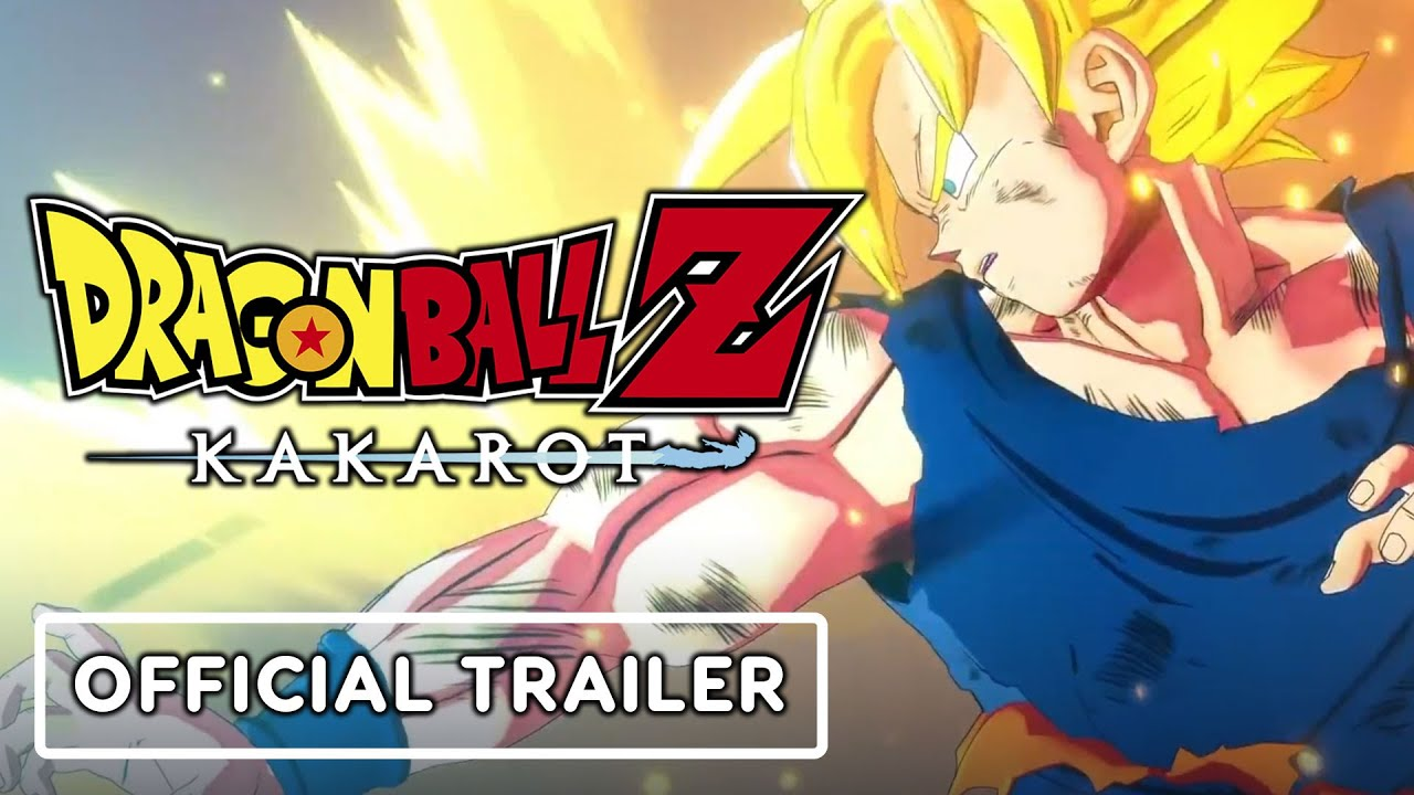 Dragon Ball Z: Kakarot + A New Power Awakens - Official Story Trailer