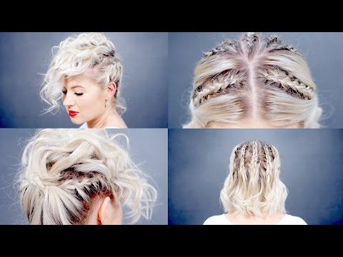 CREATIVE SHORT HAIRSTYLES | Milabu