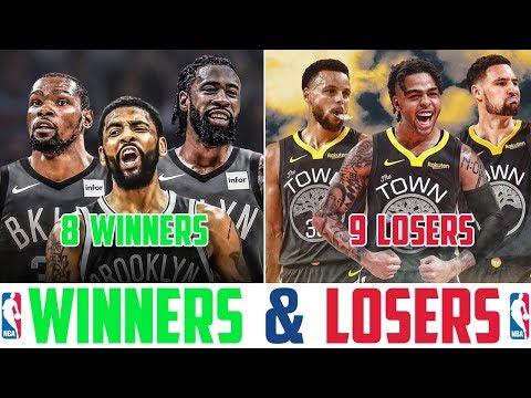NBA Free Agency Winners & Losers So Far… (2019 NBA Free Agency)