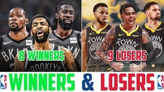 NBA Free Agency Winners & Losers So Far... (2019 NBA Free Agency)