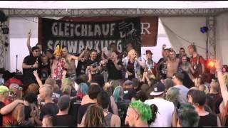 """GLEICHLAUFSCHWANKUNG - STÖRFAKTOR FESTIVAL 2015 - """"SCHEISS BIER!"""""""