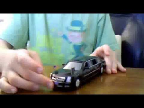 Episode 3 Series 2 Presidential Cadillac Limousine   YouTube