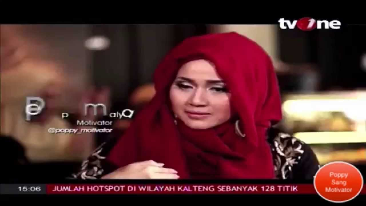 Hijab Stories TvOne Poppy Amalya 11 10 2015 Part 1 3 YouTube
