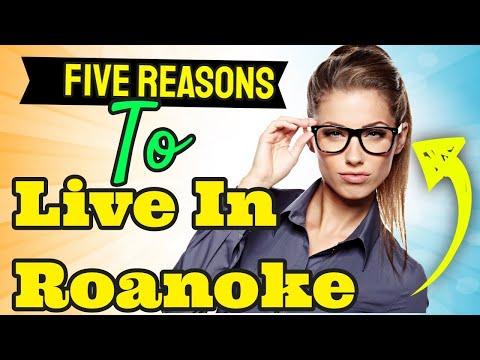 Five Reasons Living In Roanoke, VA Does Not Suck!!