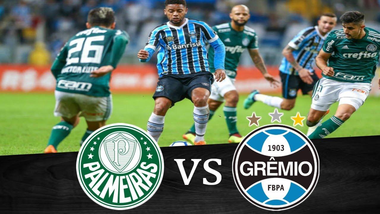 Palmeiras vs Gremio resumen y goles   BRASILEIRAO 2019 ...
