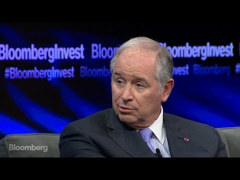 Invest Spotlight: Stephen A. Schwarzman