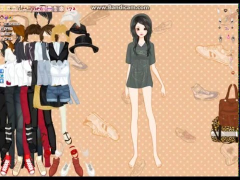 Elouai Designer : Pitch Perfect [Rock Girl and Bad School Girl]