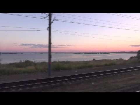 Октябрьск - Сызрань-1 прибытие 4 часть РЖД поезд №463