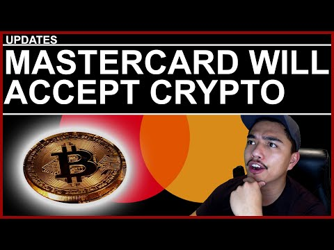 BREAKING Mastercard will let merchants accept payments in CRYPTO THIS YEAR!