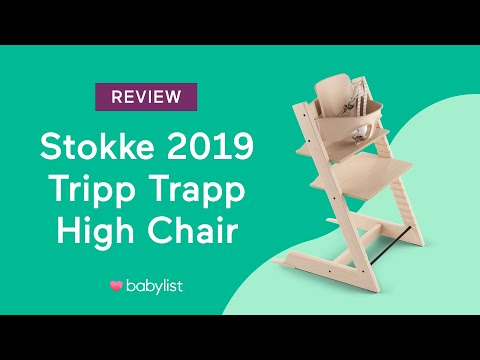 Stokke Tripp Trapp High Chair Review - Babylist