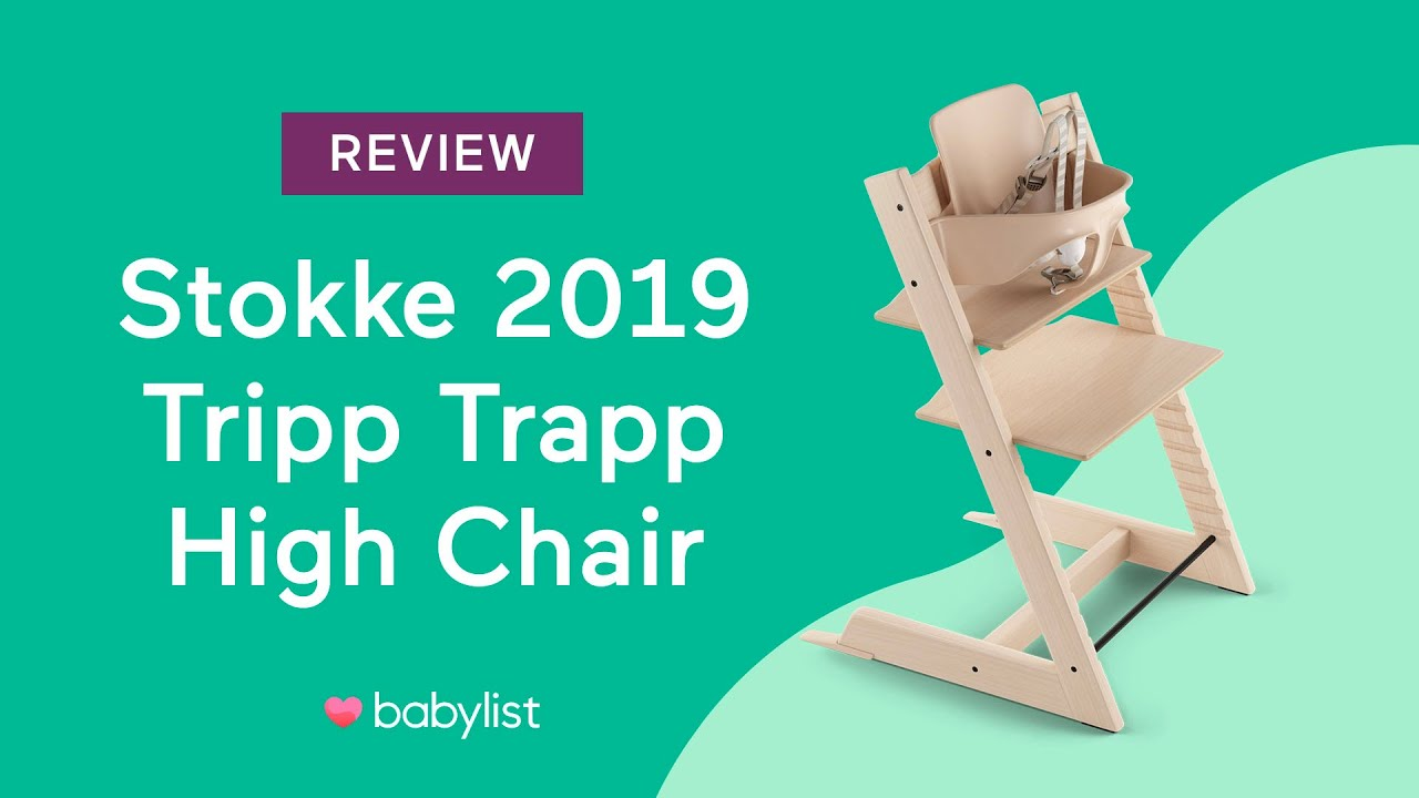 Best High Chair 2020.Stokke 2019 Tripp Trapp High Chair Review Babylist