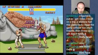 Street Fighter II - Ryu Perfect Run - Snes
