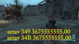 видео Fallout 4 снять лимит на постройки