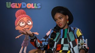 """Being A """"Weirdo"""" And """"Outcast"""" Prepared Janelle Monae For 'Ugly Dolls'"""