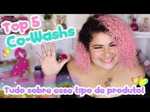 TOP 5 CO-WASHS ♥ Tudo o que você precisa saber sobre esse tipo de produto!
