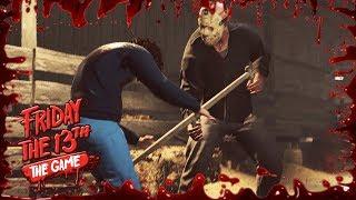 Jason El Granjero | Friday the 13th: THE GAME - DESAFÍO 3 y 4