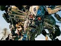 Pyramid Fight Scene - TRANSFORMERS 2 (2009) Movie Clip