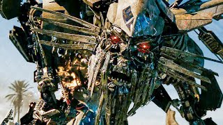 Pyramid Fight Scene - TRANSFORMERS 2 (2009) Movie Clip