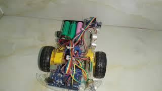 Lập trình vi điều khiển- Phần 238- Robot bám tường